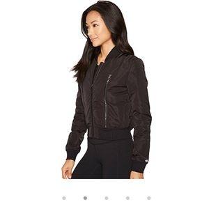 ALO Yoga Jackets & Coats - ALO Yoga size large Off-Duty Bomber in Black
